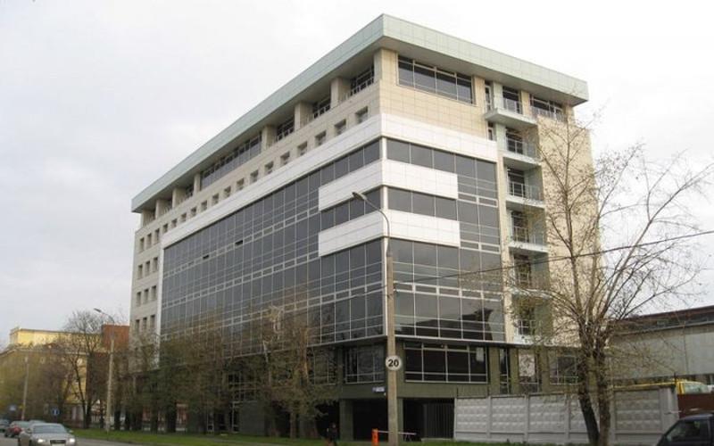 Офисный центр, Москва