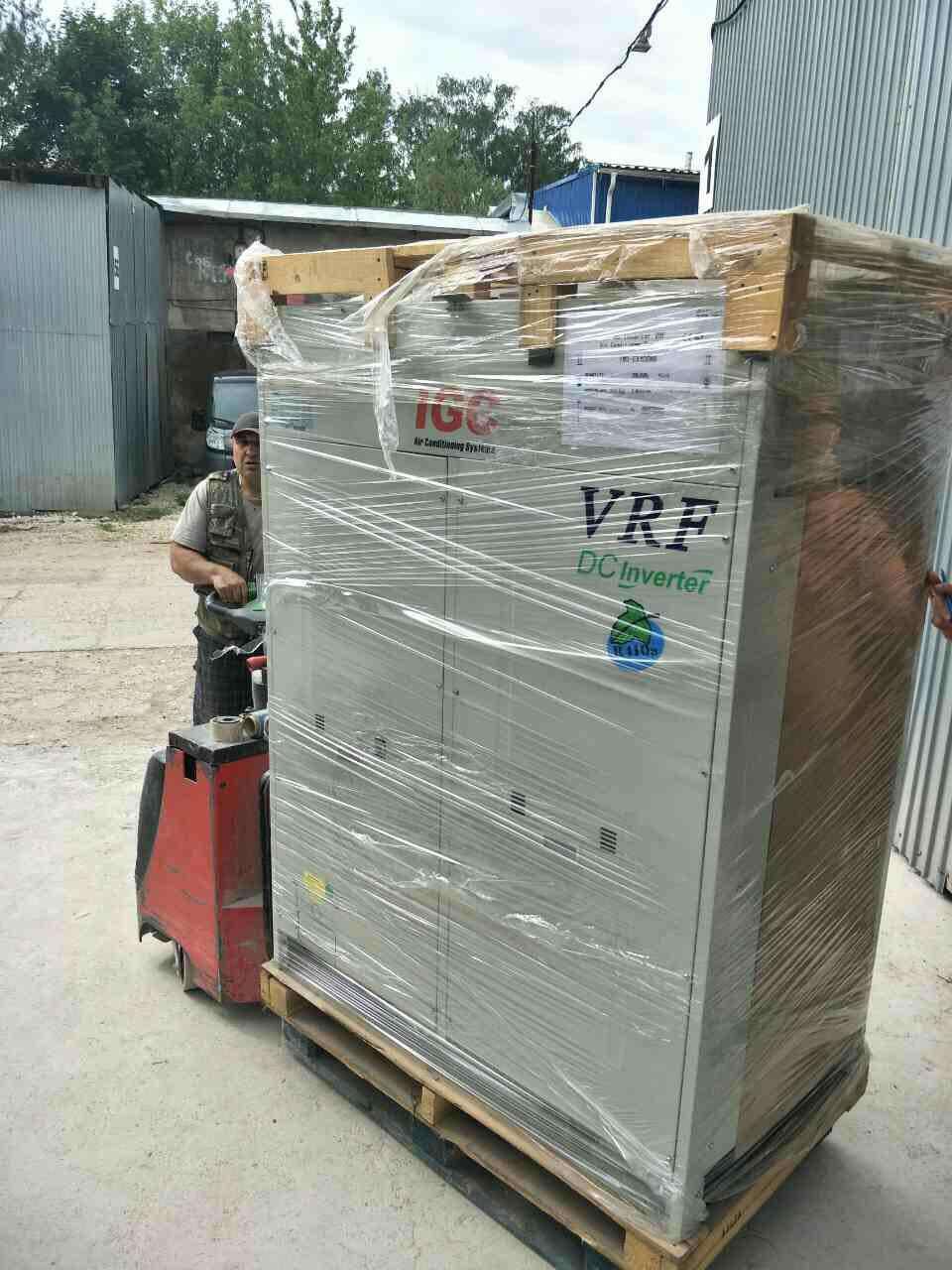 Vrf системы IGC